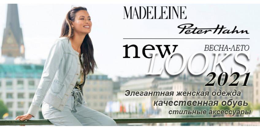 MADELEINE • PETER HAHN