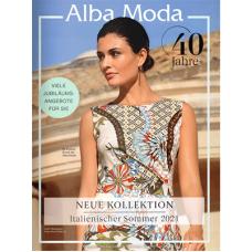 Каталог Alba Moda Neue Kollektion Italienischer Sommer лето 2021