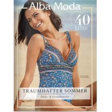 Каталог Alba Moda Bade&Strandmode лето 2021