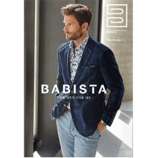 Каталог Babista For men for me весна/лето 2021