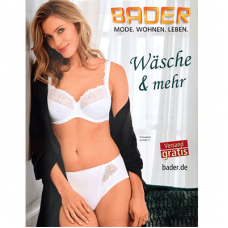 Каталог Bader Wasche&mehr весна/лето 2021