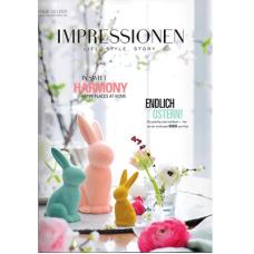 Каталог Impressionen Endlich Ostern весна 2021