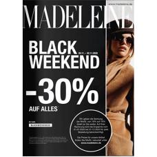 Каталог Madeleine Black Weekend зима 2021