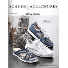 Каталог Peter Hahn Schuhe& Accessoires весна/лето 2021