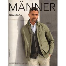 Каталог Peter Hahn Manner весна/лето 2021